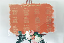 Load image into Gallery viewer, Boho Wedding Sign