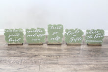 Load image into Gallery viewer, Acrylic Wedding Sign Package