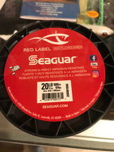 Seaguar Red Label - 1000 yds Spools