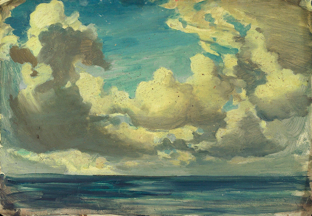 Seascape by John Everett