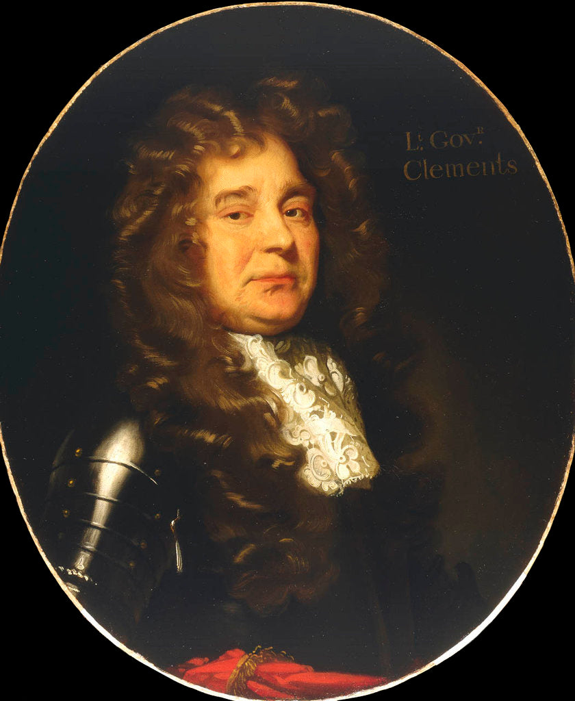 John Clements (d. 1705) by John Greenhill