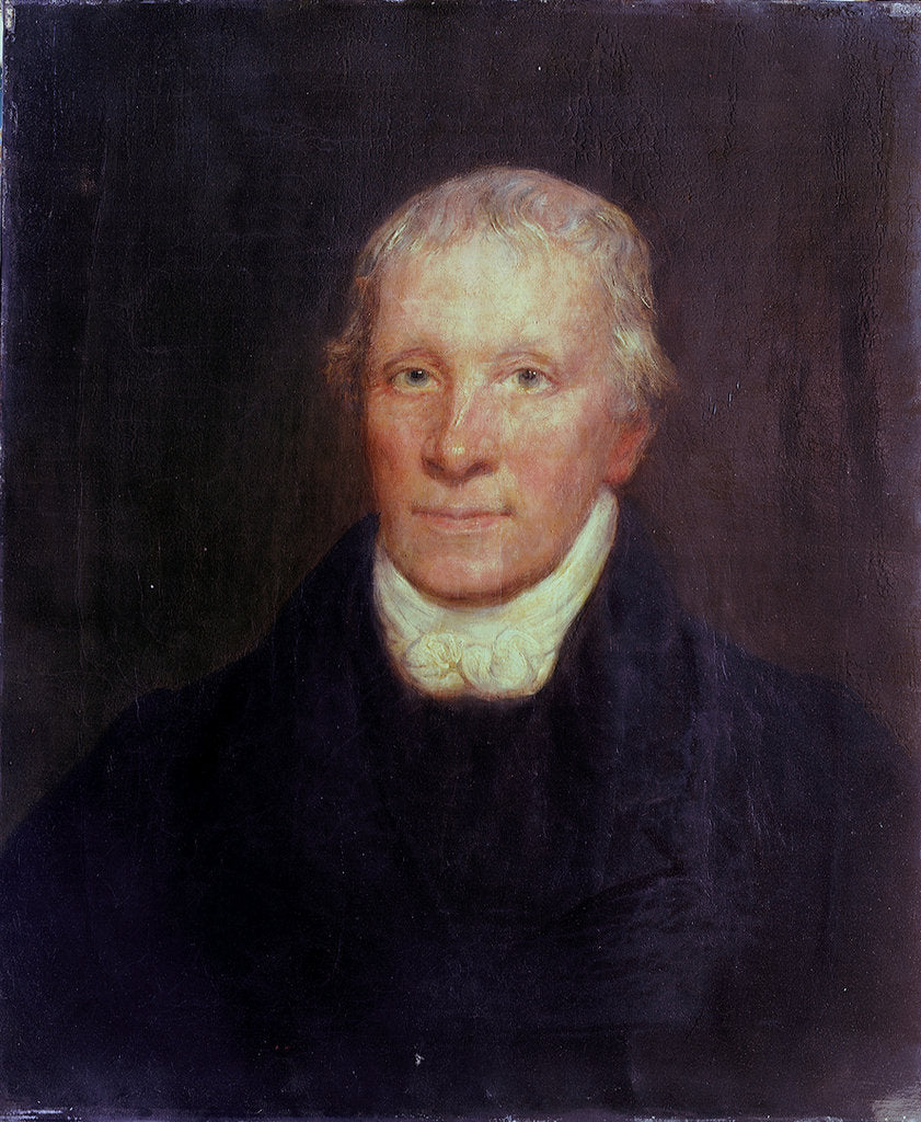 Detail of Thomas James by Samuel Drummond