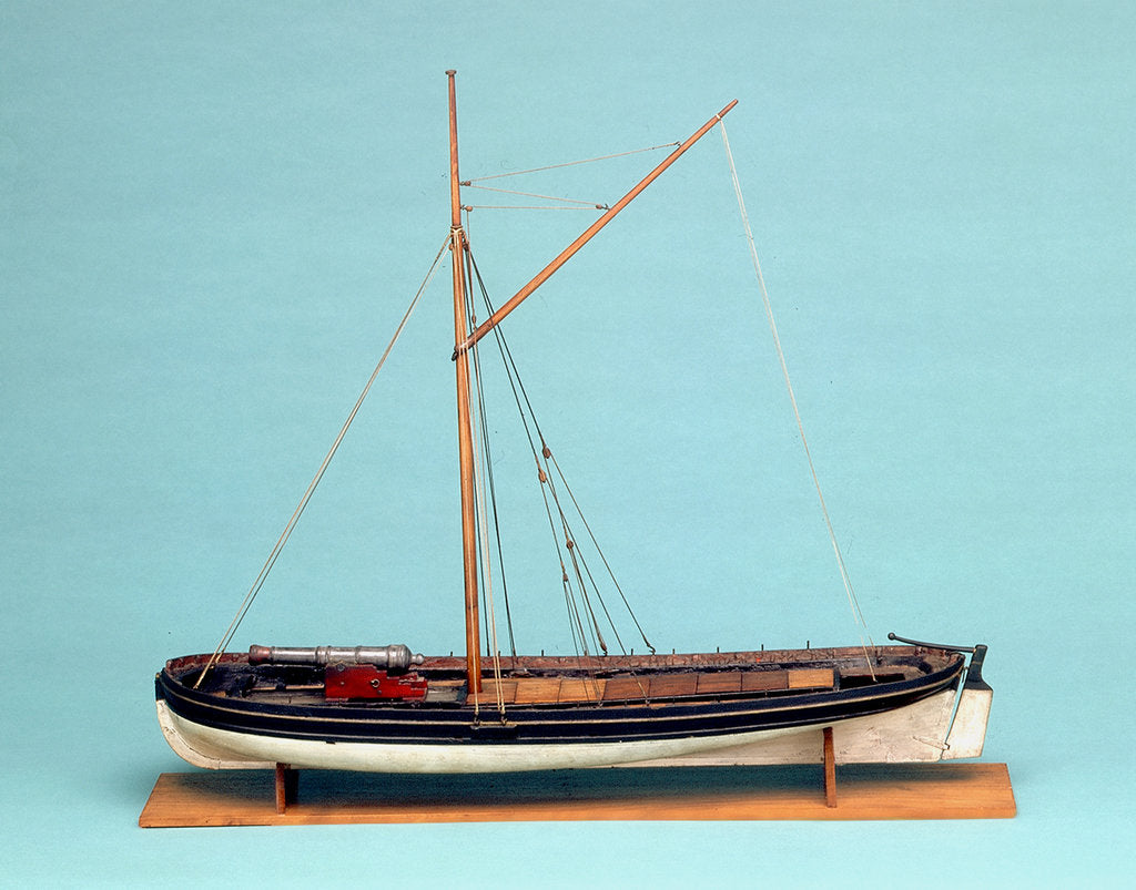 Gunboat by unknown