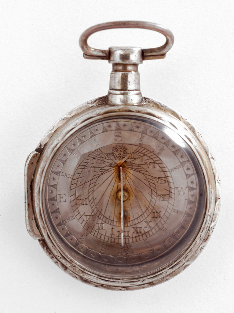Detail of Magnetic dial by unknown