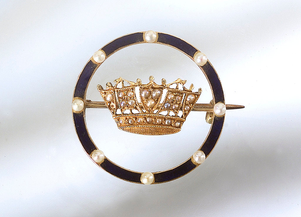 Detail of Brooch by unknown