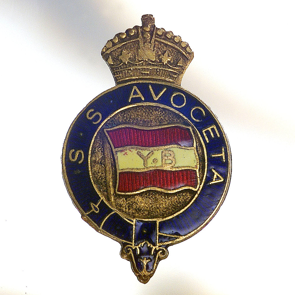 Detail of Badge by unknown