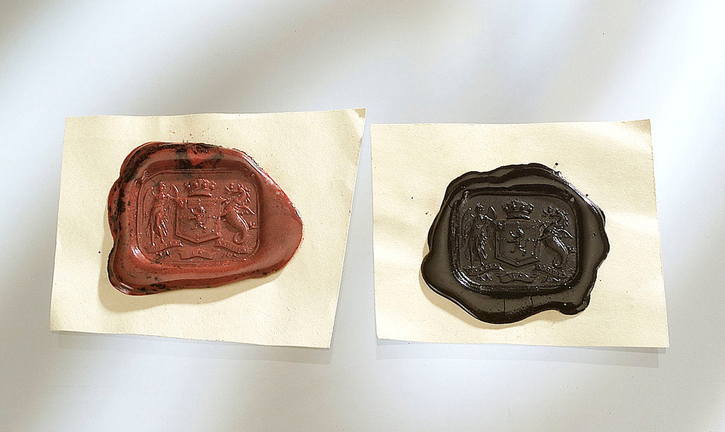 Detail of Intaglio seal by unknown