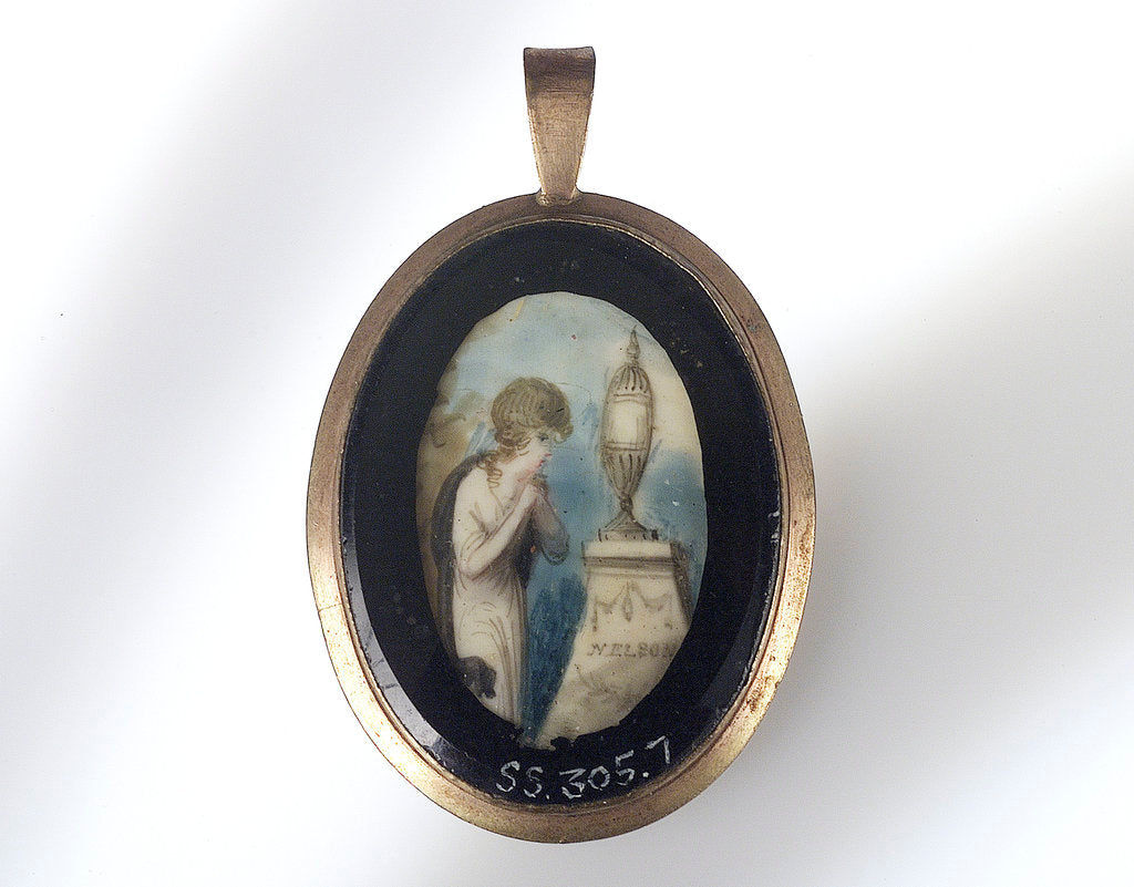Detail of Locket by unknown