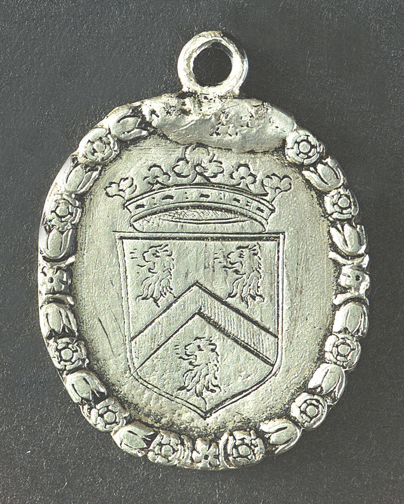 Medal commemorating Admiral General George Monk (1608-70): 1st Duke of Albemarle; reverse by unknown