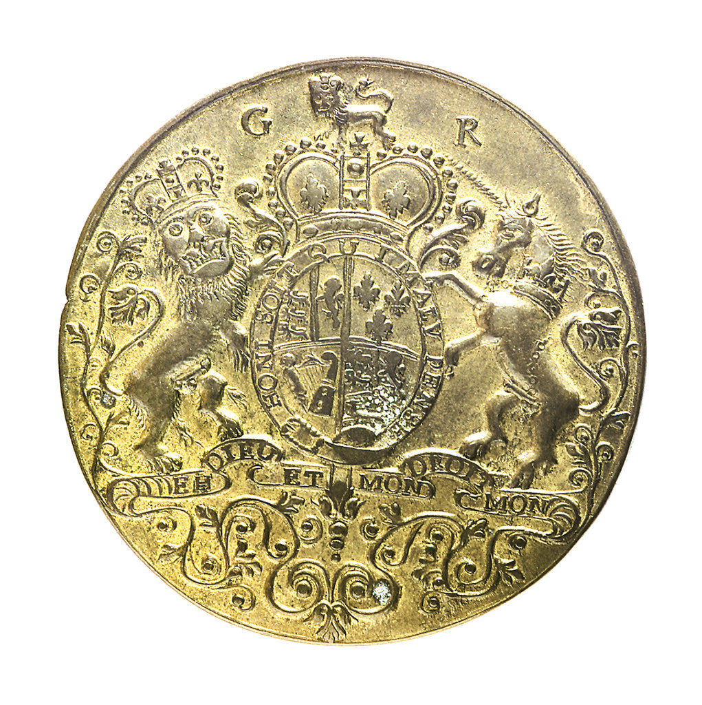 Medal commemorating the capture of Porto Bello, 1739; obverse by unknown