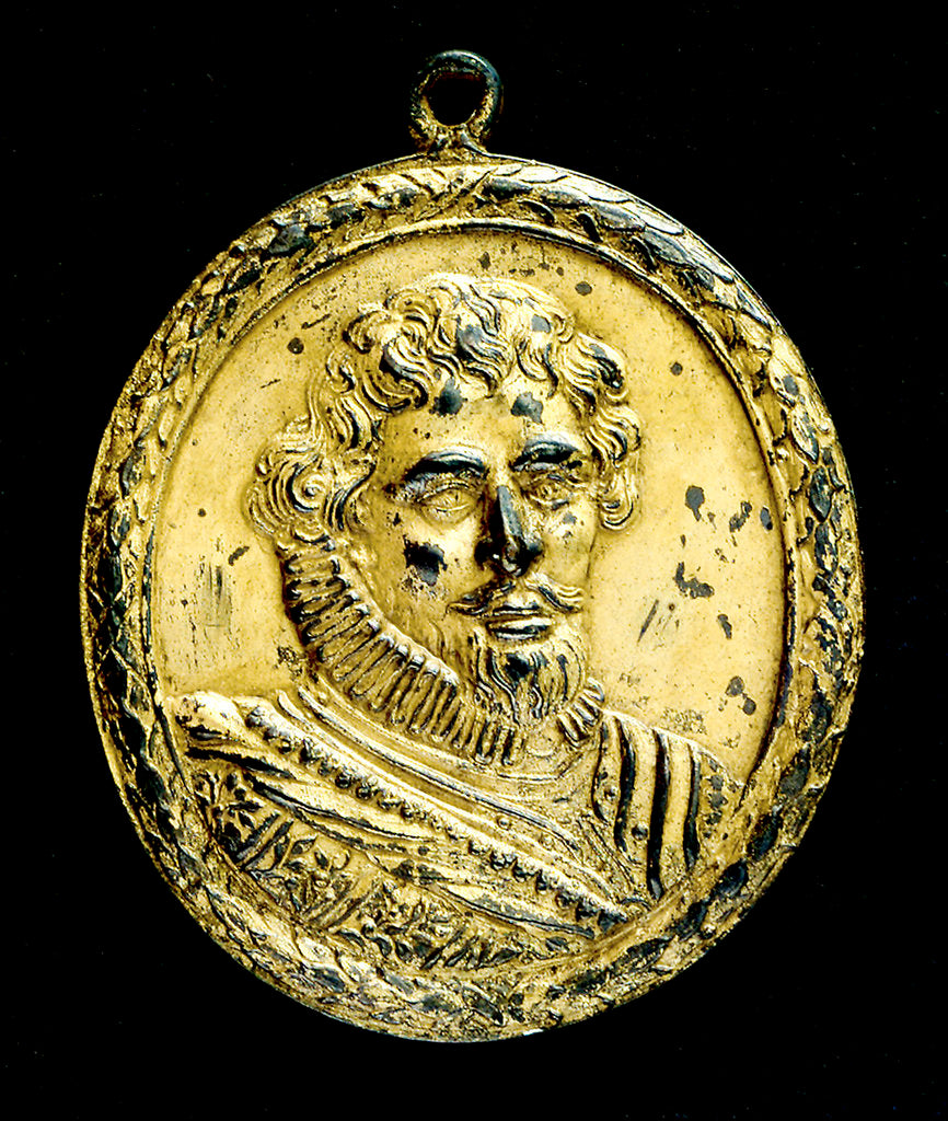 Medal commemorating Admiral Robert Blake (1599-1657); obverse by unknown