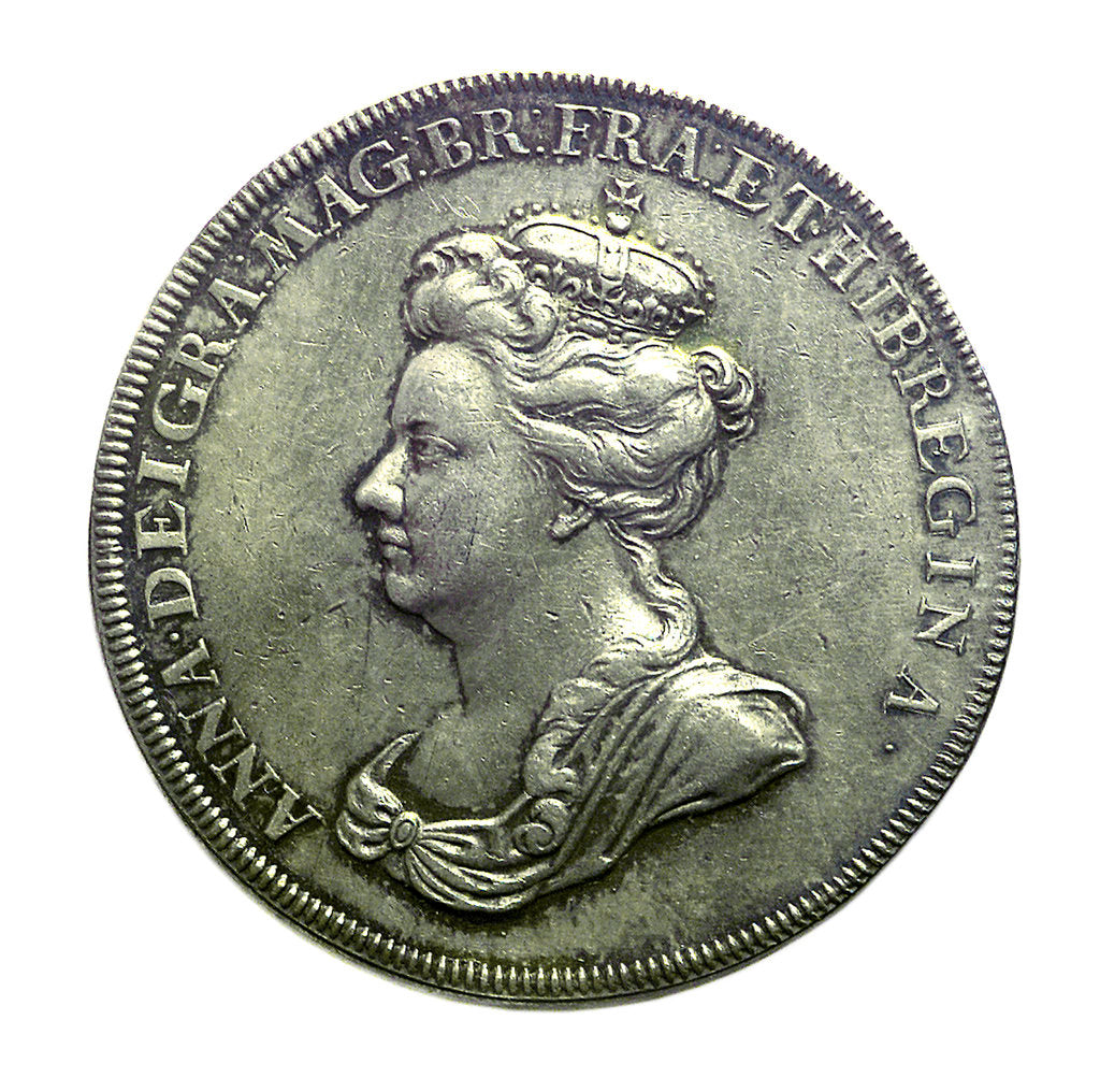 Medal commemorating the Expedition to Vigo Bay, 1702; obverse by J. Croker