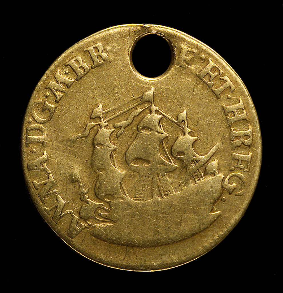 Detail of Commemorative medalet; reverse by unknown