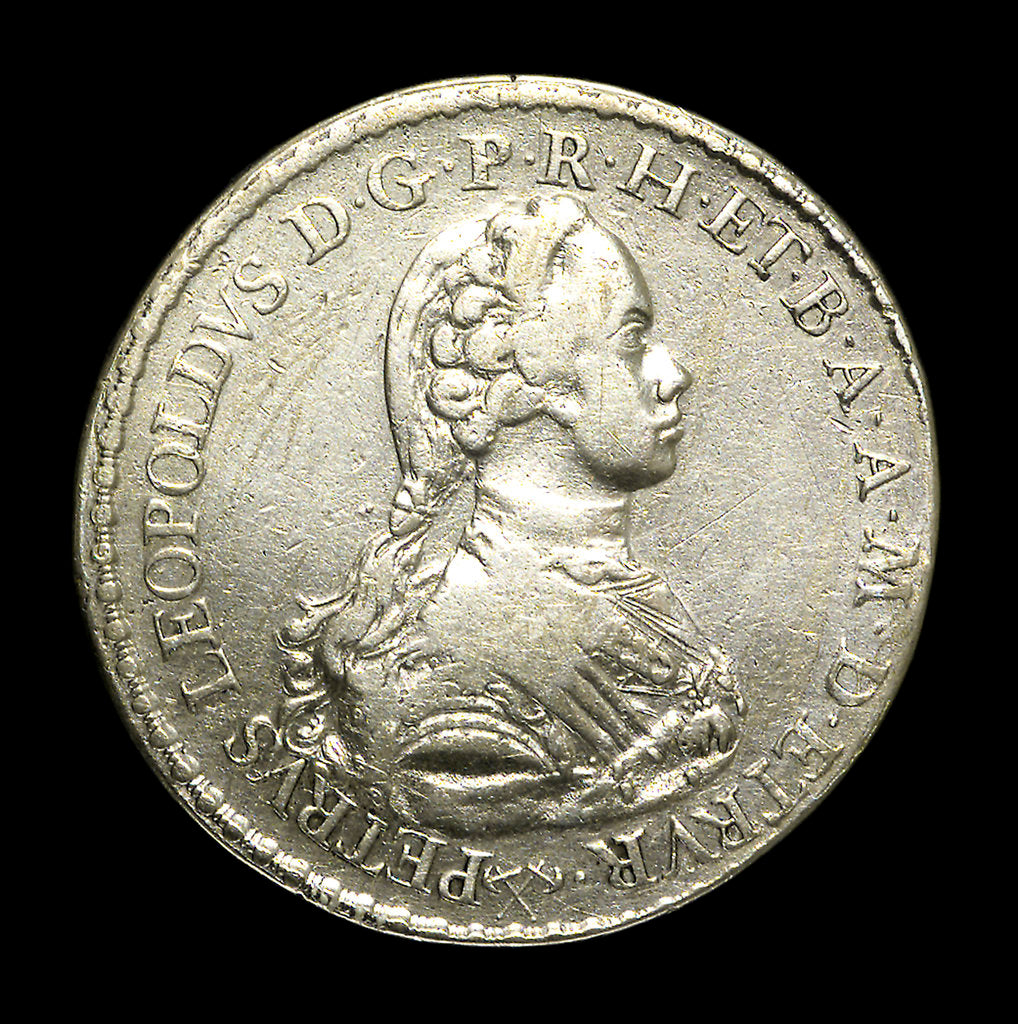 Detail of Scudo; obverse by unknown