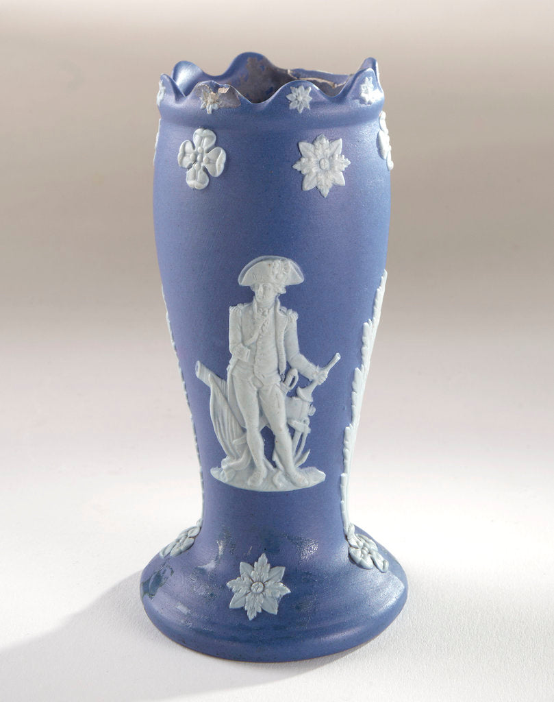 Detail of Vase commemorating Vice-Admiral Horatio Nelson (1758-1805) by unknown