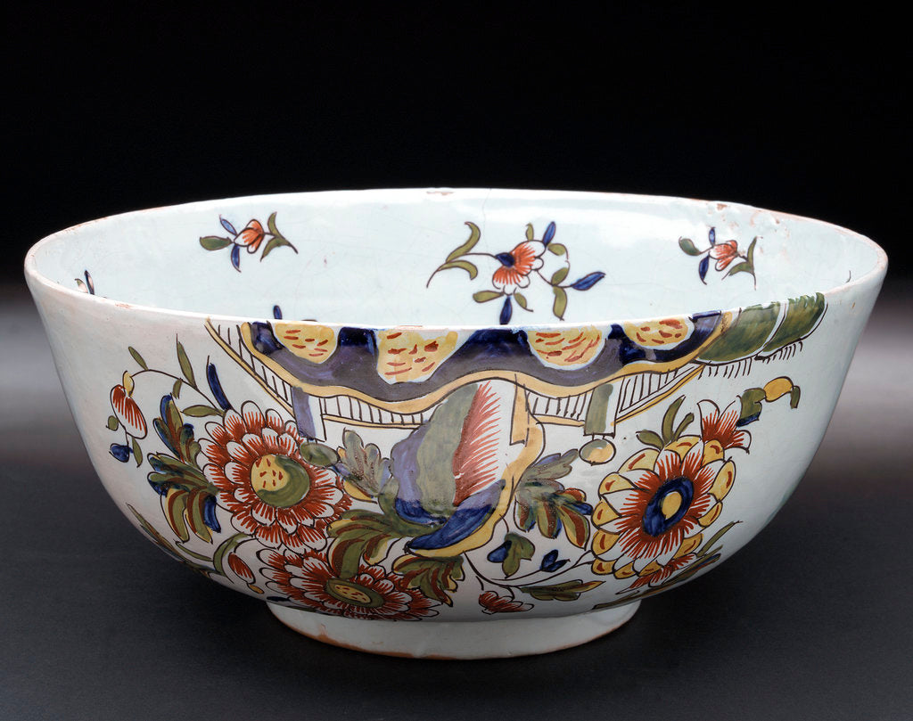 Detail of Bowl by unknown