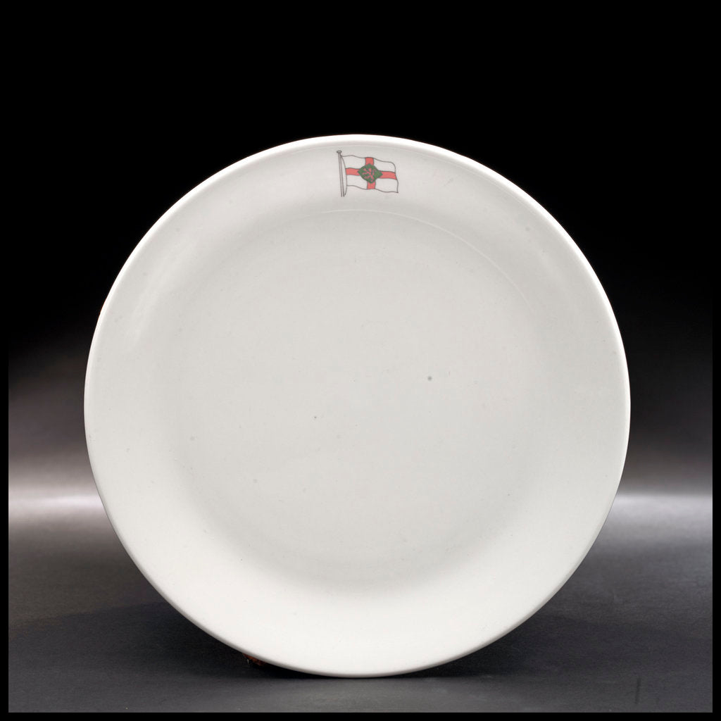 China plate by Dunn Bennett & Co. Ltd.