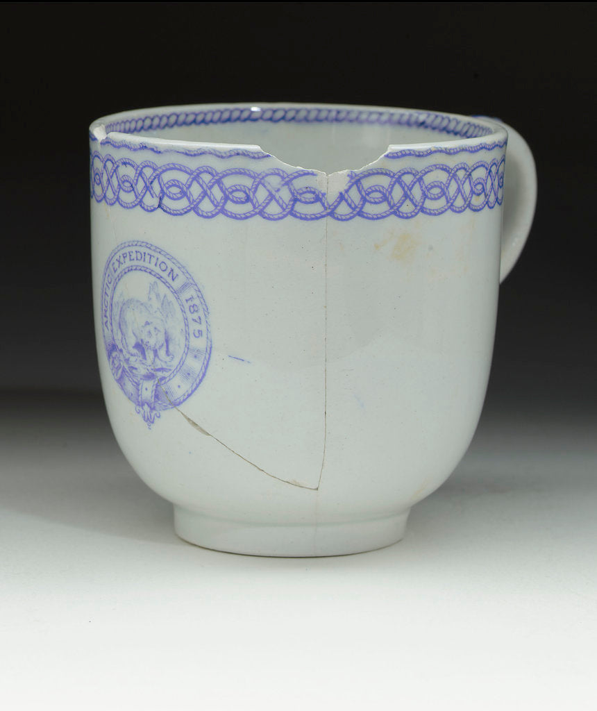 Detail of Coffee cup by W.T. Copeland & Sons Ltd.