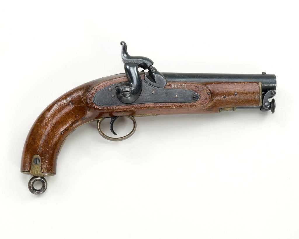 Sea Service pistol by W. Boden