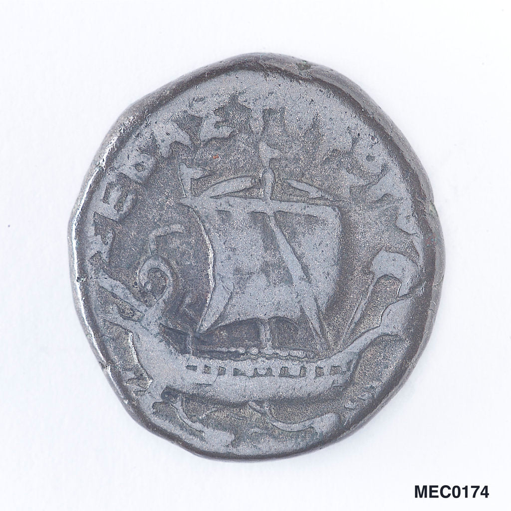 Detail of Tetradrachm of Alexandria by unknown