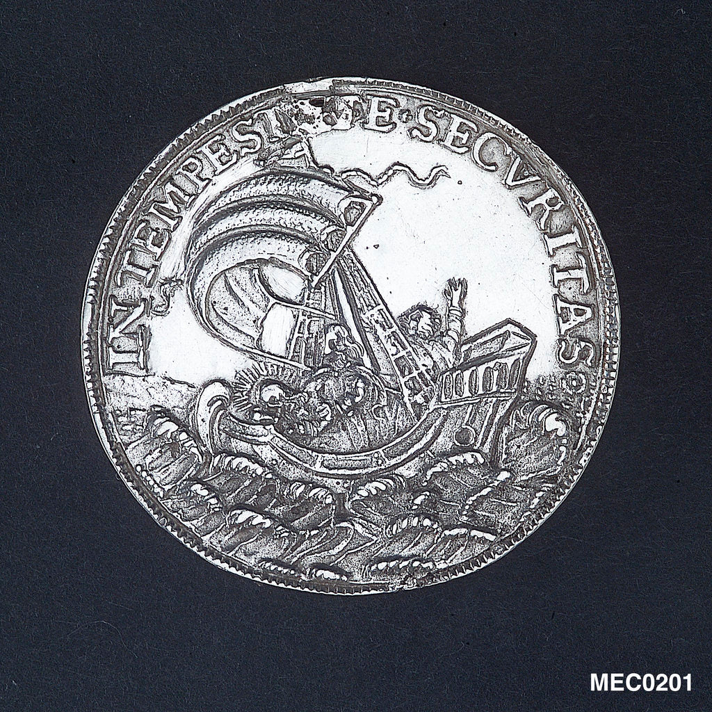 Detail of Medal commemorating St George by unknown