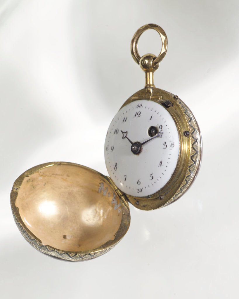 Detail of Watch by unknown