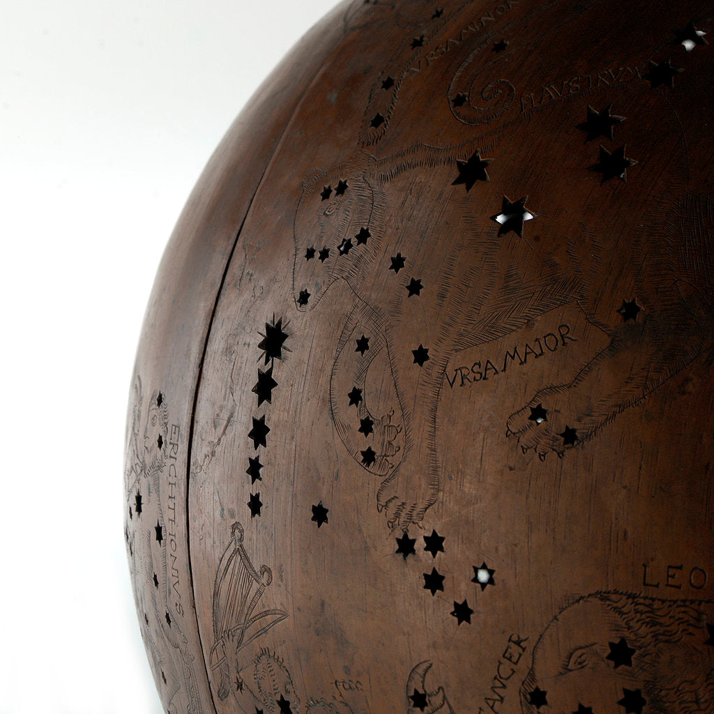 Detail of Magnitude table by Vopel