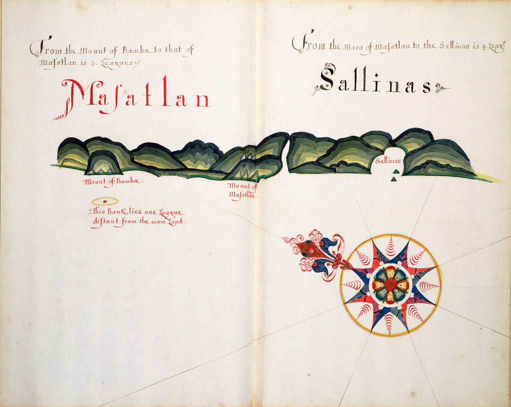 Detail of Masatlan and Sallinas by William Hack