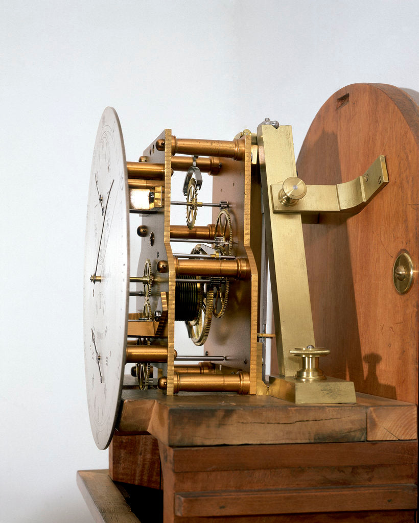 Astronomical regulator, movement by Robert Pennington
