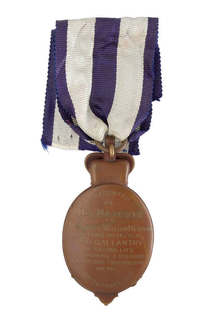 Albert Medal, reverse by Jemmett-Browne