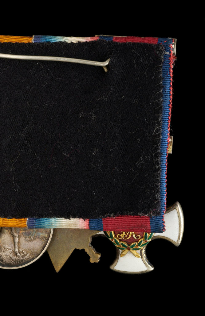 Detail of Distinguished Service Order 1910-1936, reverse by W. Wyon