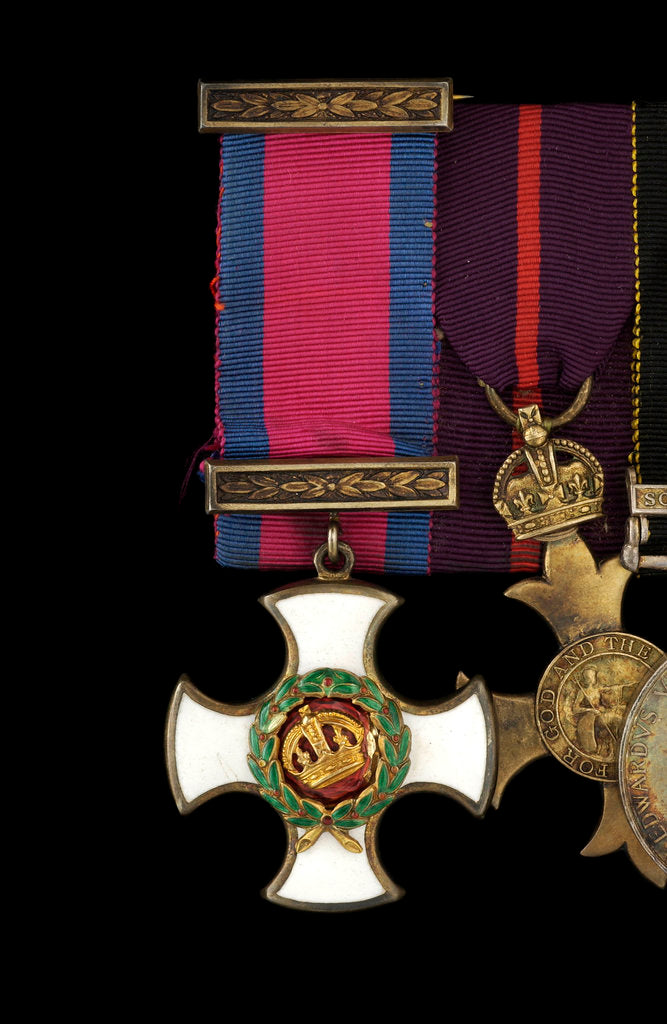 Detail of Distinguished Service Order 1910-1936, obverse by unknown