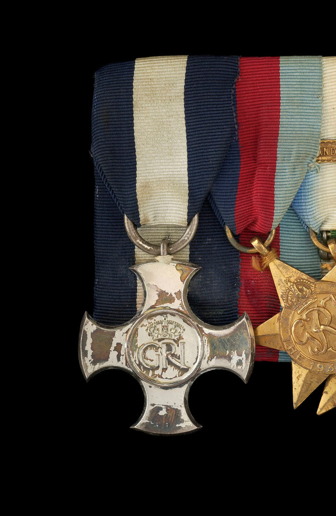 Detail of Distinguished Service Cross 1936-1947, obverse by unknown
