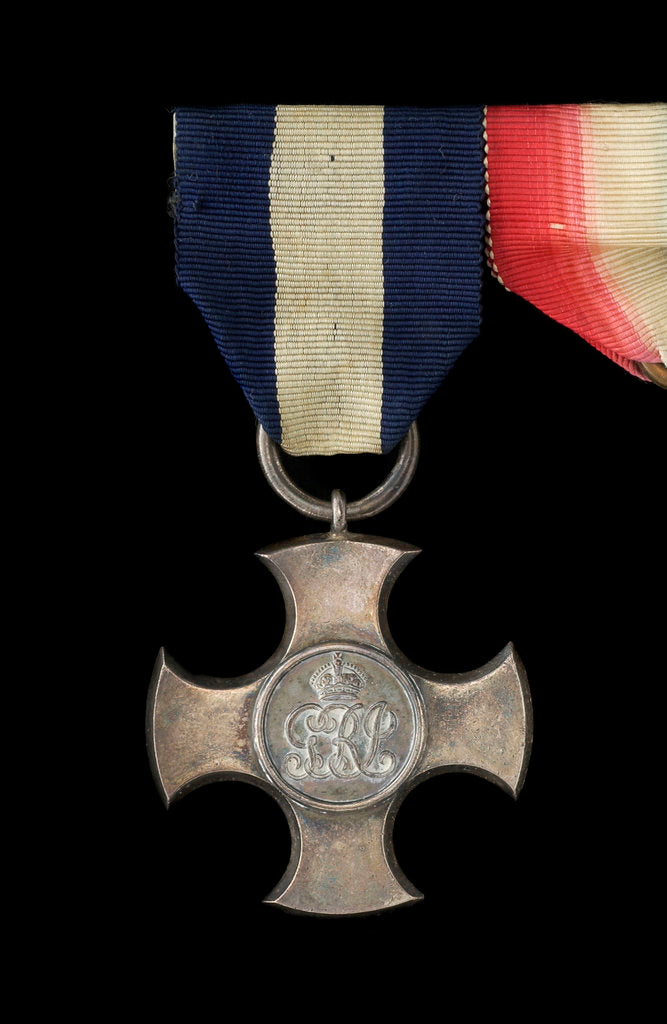 Detail of Distinguished Service Cross 1914-1936, obverse by unknown