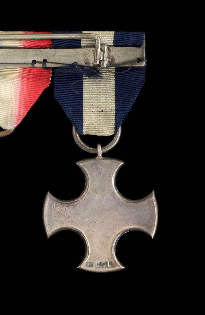Distinguished Service Cross 1914-1936, reverse by unknown
