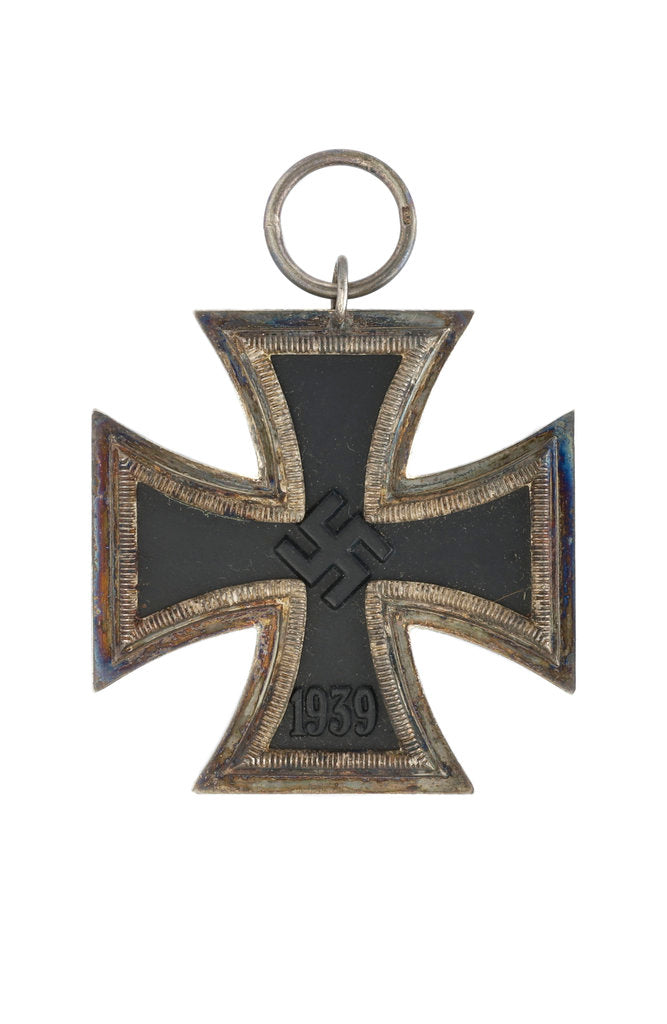 Detail of Iron Cross 2nd Class (military), obverse by unknown