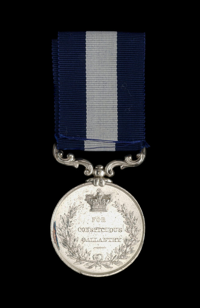 Detail of Conspicuous Gallantry Medal, reverse by W. Wyon