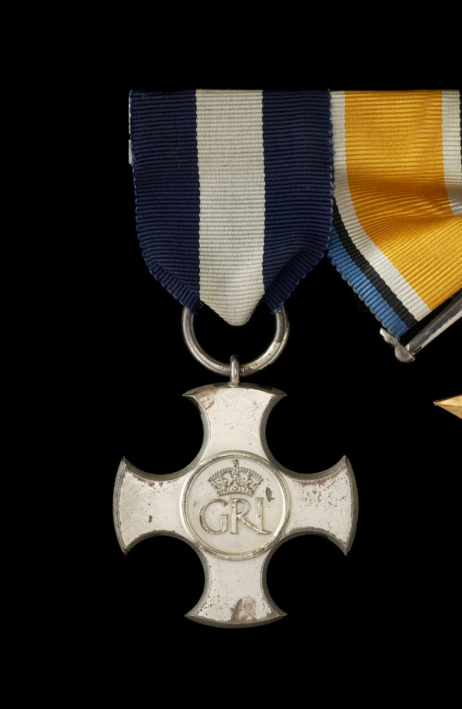 Distinguished Service Cross 1936-1947, obverse by unknown