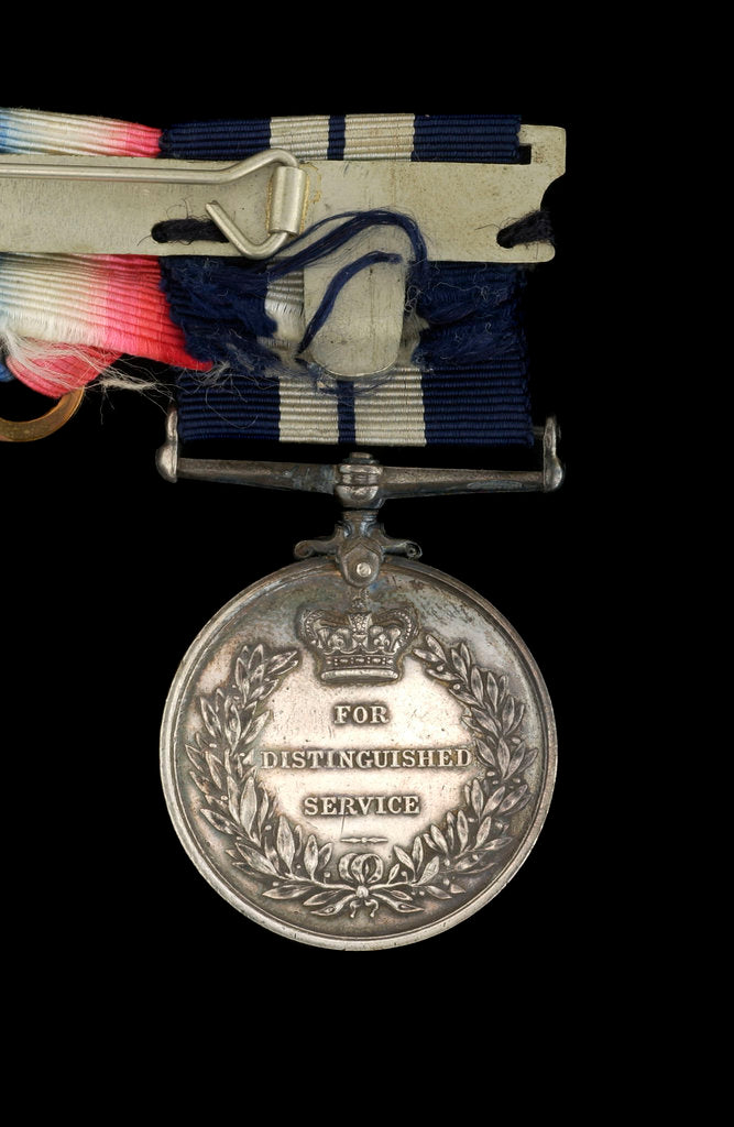 Detail of Distinguished Service Medal 1914-1936, reverse by B. Mackennal