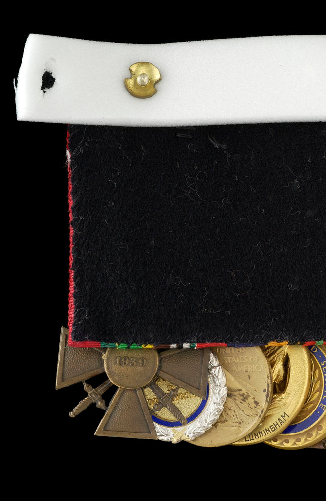 Detail of Médaille Militaire 1870-1951 by unknown