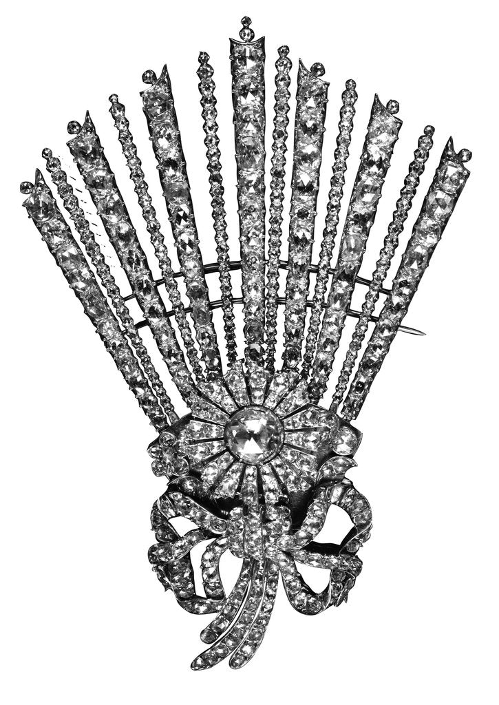 Detail of Nelson's chelengk presented by Sultan Selim III of Turkey by unknown
