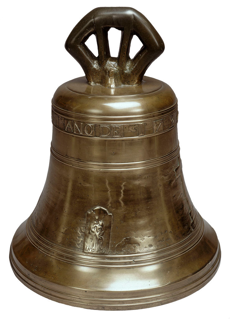 Detail of Ship's bell by unknown