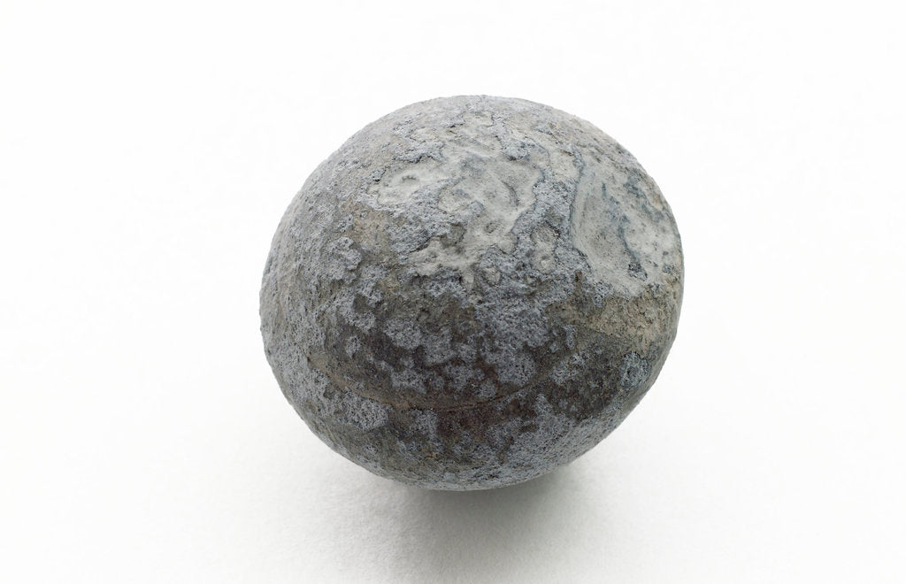 Detail of Musket ball by unknown