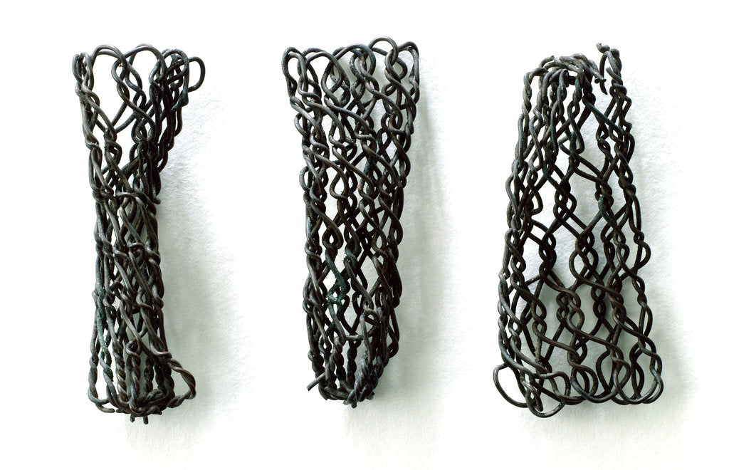 Detail of Three wire cartridges by unknown