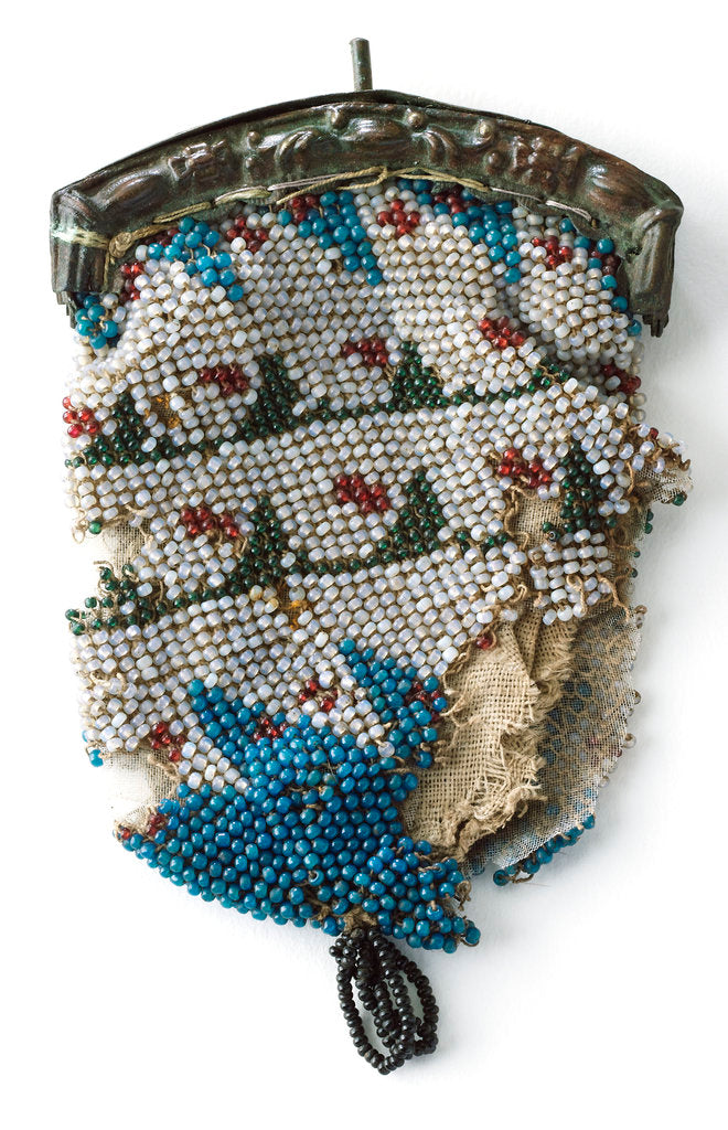 Detail of Purse by unknown