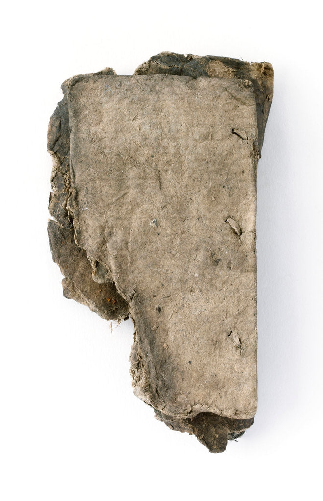 Detail of New Testament - fragment by unknown