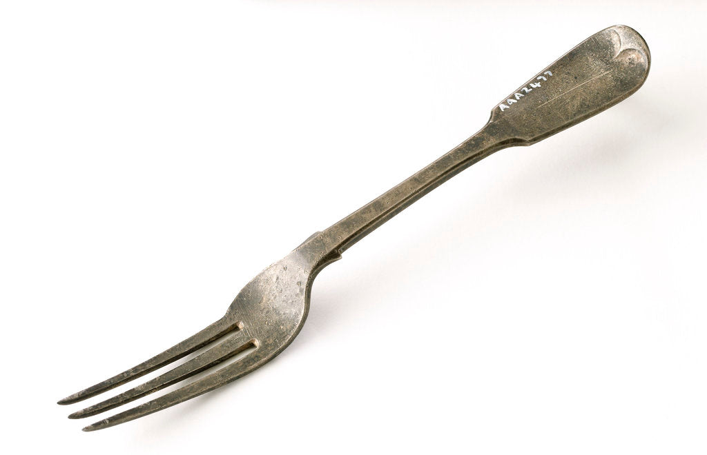 Detail of Fork by George Adams