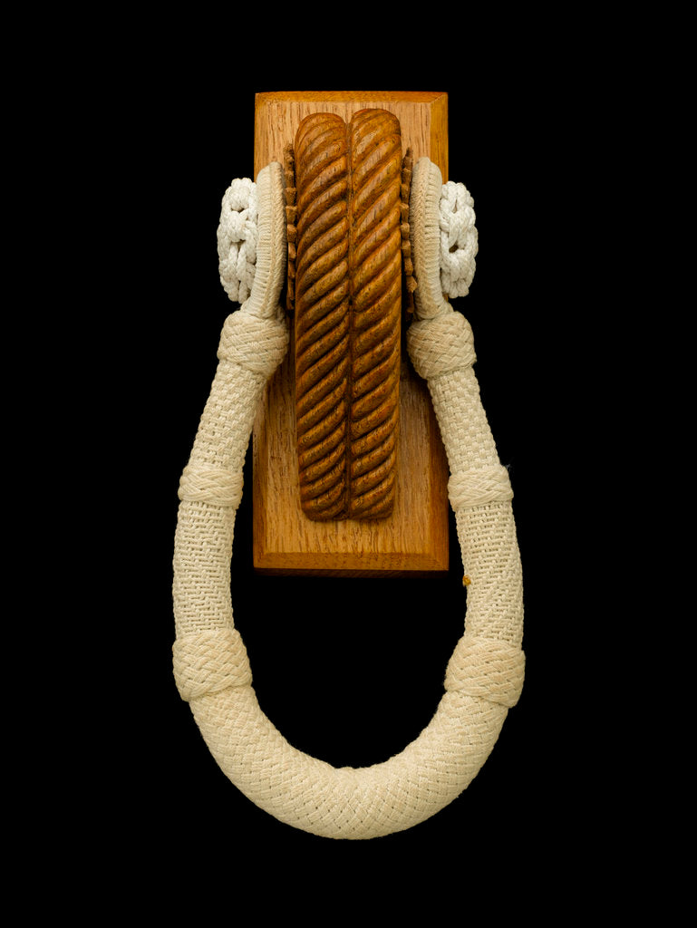 Sea chest handle by Dennis A. Harrison