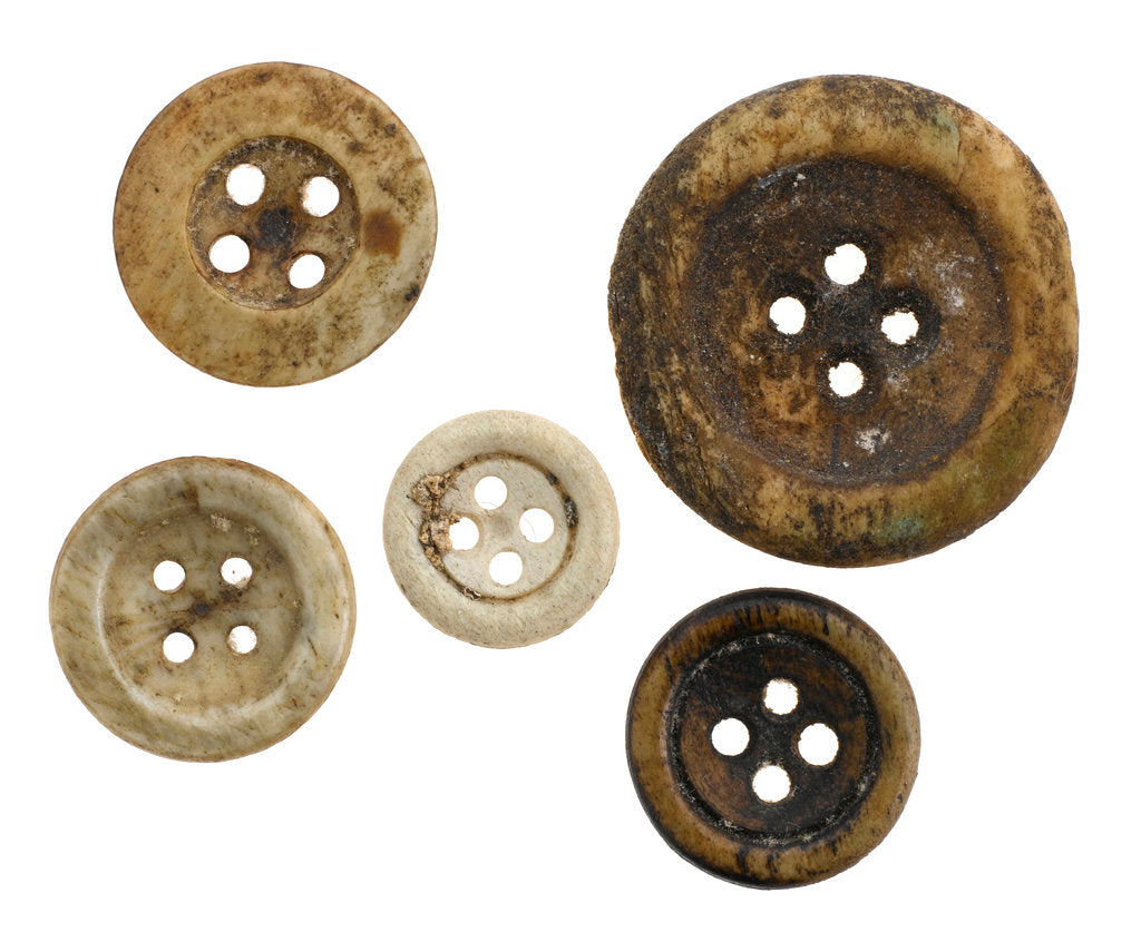 Detail of Buttons by unknown