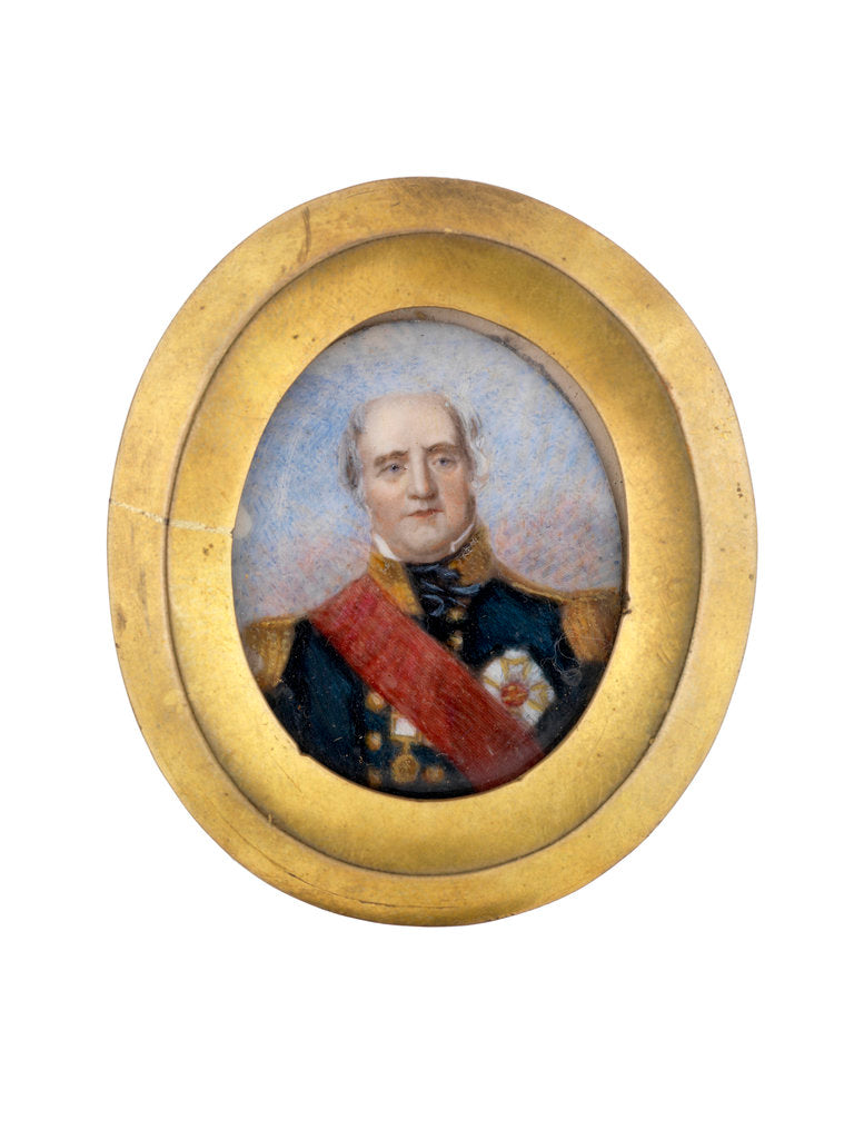 Detail of Vice-Admiral Sir Thomas Masterman Hardy (1769-1839) by unknown